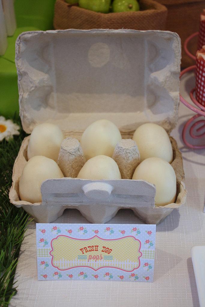 Farm-Fresh Egg Pops