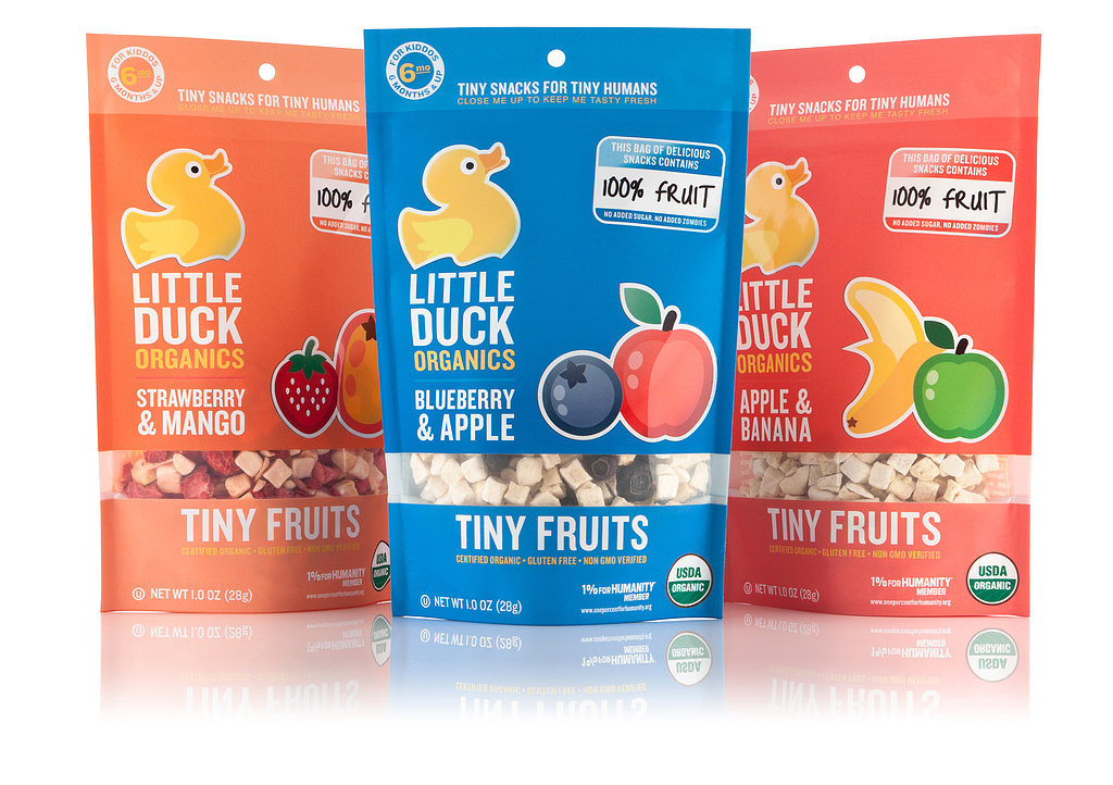 Little Duck Organics Tiny Fruits