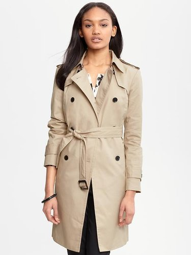Wardrobe Basic #2: Trenchcoats