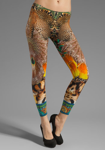 Camilla Los Pozas Legging in Surrealist Xanado from REVOLVEclothing.com
