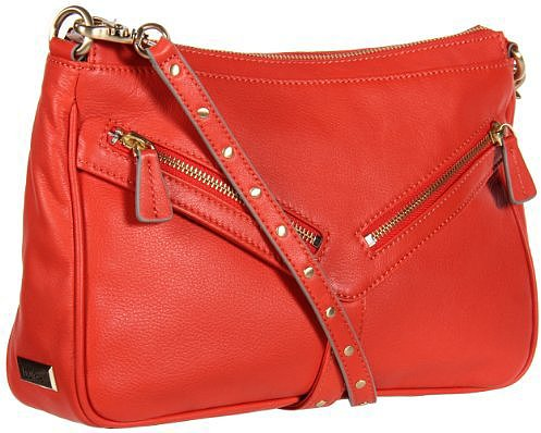 botkier Scout 1316556-H Cowhide Leather Cross Body