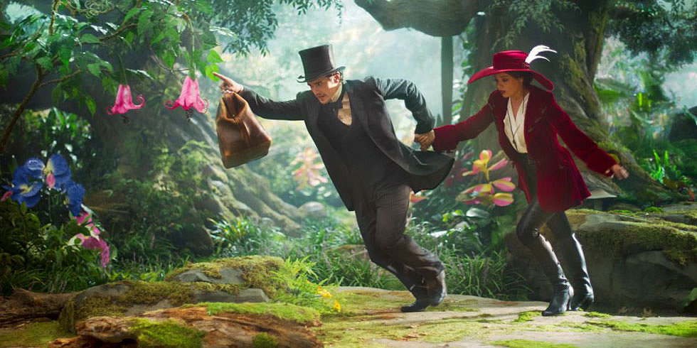 Watch, Pass, or Rent: Oz the Great and Powerful