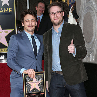 James Franco Gets a Star on Walk of Fame | Pictures