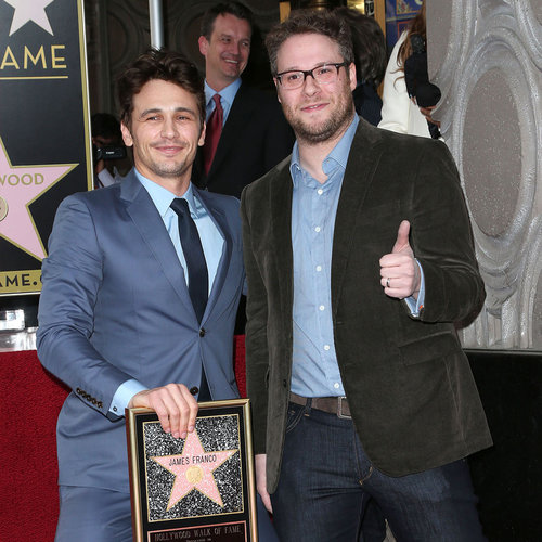 Celebrity News: James Franco; Hollywood Star On Walk Of Fame
