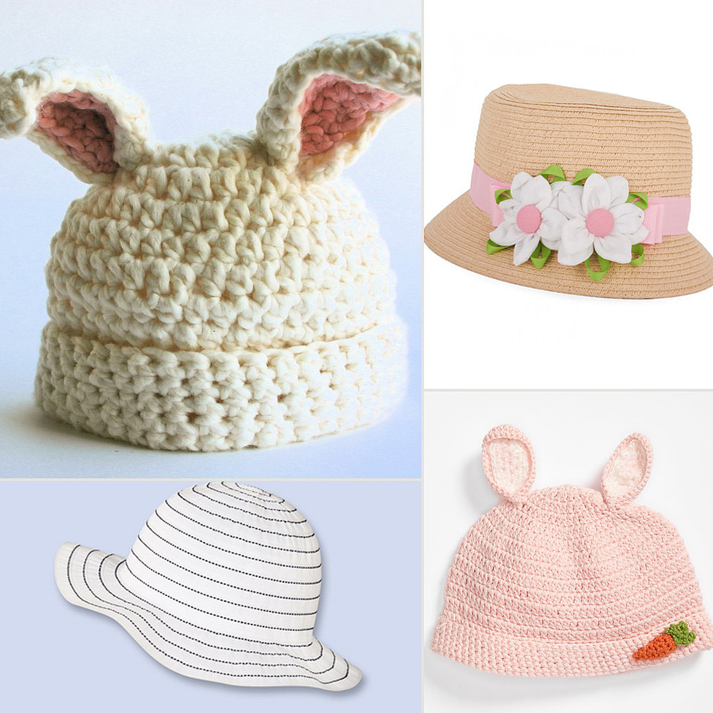 The Sweetest Easter Bonnets For Your Little Bunny