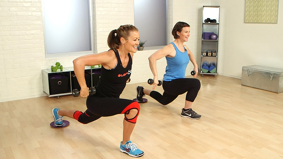 How to Get LA's Burn 60 Workout at Home