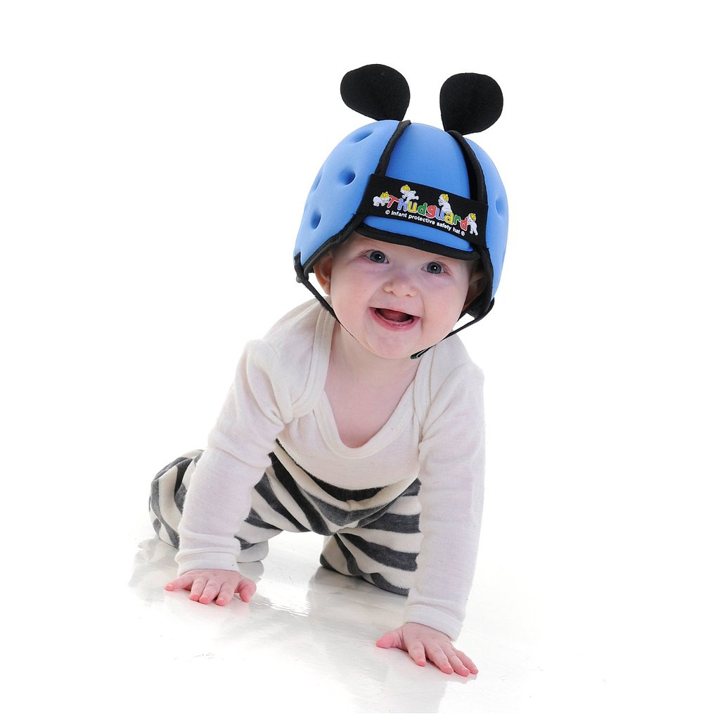 The Toddler Helmet