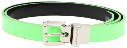 MICHAEL Michael Kors - Michael Kors 3/4 Reversible Belt (Green) - Apparel