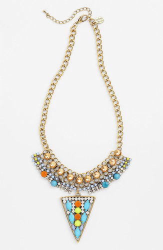 Spring Street Design Group 'Crystal Details' Necklace (Nordstrom Exclusive)