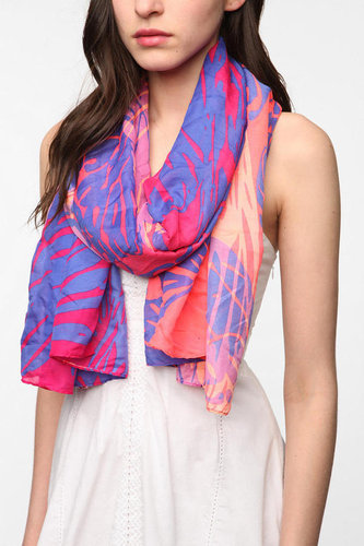 Tropical Surfer Scarf