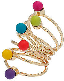 Bobble Multi Stack Rings