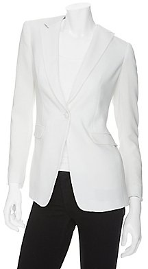 Rag & Bone Exclusive 42nd Street Blazer: White