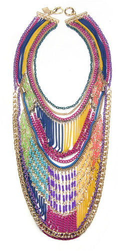 Colored Chain Jewelry