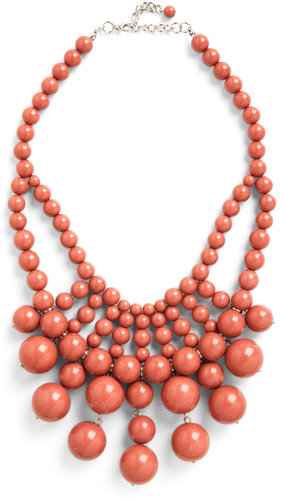 What About Bauble? Necklace in Rich Mauve