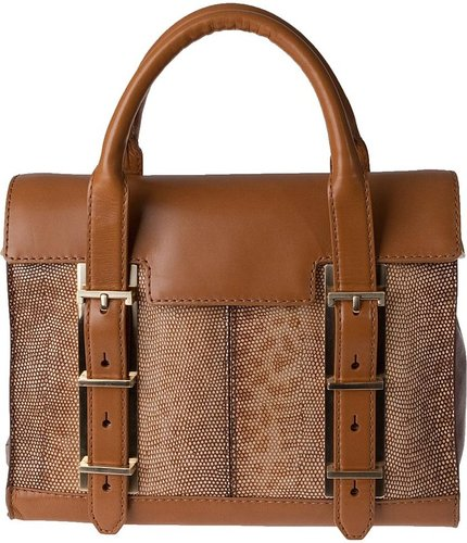 HANDBAGS Botkier Eden Small Satchel Desert Leather