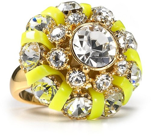 kate spade new york Hip Stitch Ring