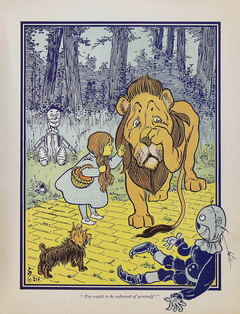 The Wonderful Wizard of Oz, Book 1