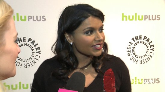 "Mindy Kaling Reveals Her New and ""Very Different"" Onscreen Love Interest"