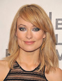 In 2012, Olivia Wilde went blonde for an upcoming role, and her new hair color warranted more dramatic eye makeup.