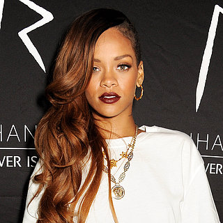 Rihanna River Island Party Hair