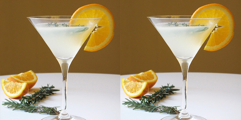 Happy Hour: Forager's Martini
