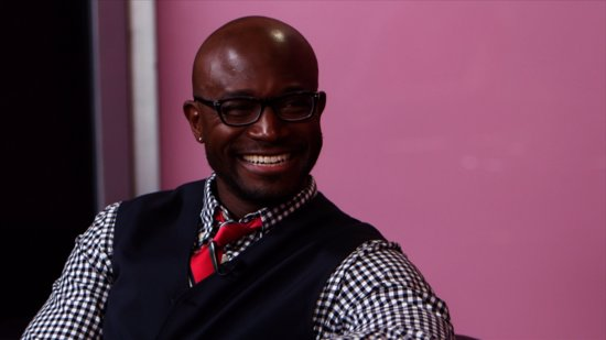 "Taye Diggs Talks Big Breakfast Goals and His Son's ""Mean Moonwalk"""