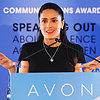 Salma Hayek at the Avon Communications Awards | Pictures
