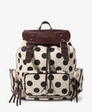 Forever 21's Polka Dot Backpack ($35) is a playful, affordable way to get in on the trend.