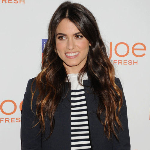 Nikki Reed and Stacy Keibler at Joe Fresh and JCPenney Party