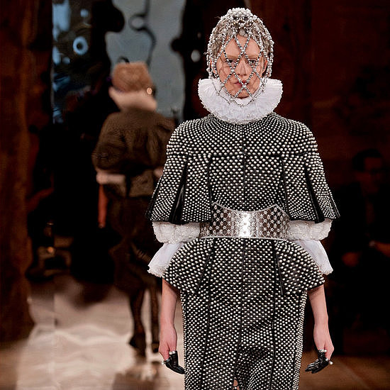 The Alexander McQueen Fall 2013 show may have only consisted of 10 looks, but it was 10 perfect looks.