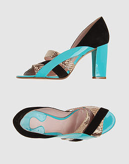 CHLOE' High-heeled sandals