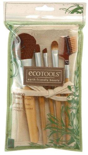 Eco Tools Bamboo 5 Piece Brush Set