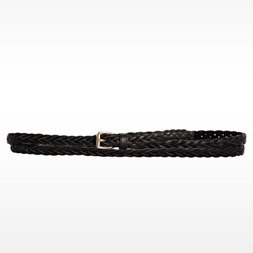 Bo Double Wrap Braid Belt