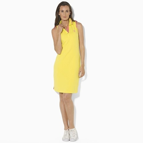 Ralph Lauren Stretch Polo Dress