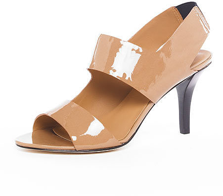 KORS Michael Kors Princeton Patent Sandal
