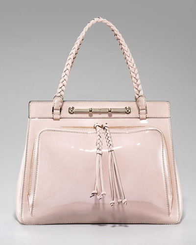 Valentino Demetra Patent Leather Bag