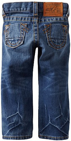 True Religion Boys 2-7 Bobby Pony Express Jean