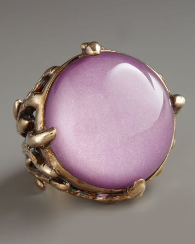 Stephen Dweck Phosphosiderite Branch Ring