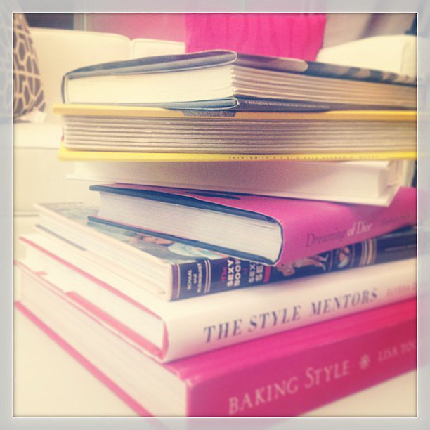 We used our POPSUGAR Love & Sex Instagram to share some books we talked about on the POPSUGAR Live show.