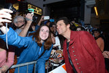 Jim Carrey posed with fans at SXSW.
