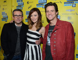 Steve Carell, Olivia Wilde, and Jim Carrey met up at SXSW.