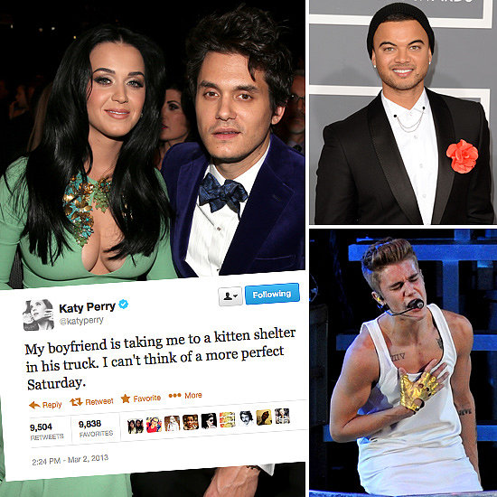 Tweets of the Week: Katy Perry, Guy Sebastian, Justin Bieber & More!