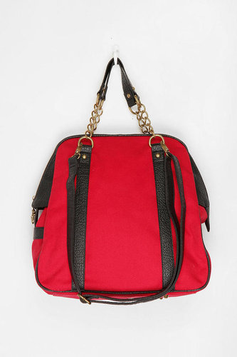 Cooperative Chain Lock Bowler Bag