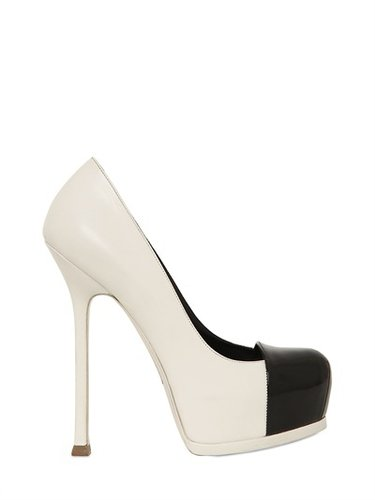 140mm Tribute Two Patent Leather Pumps