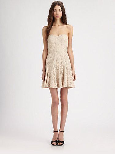 BCBGMAXAZRIA Lisanne Lace Dress