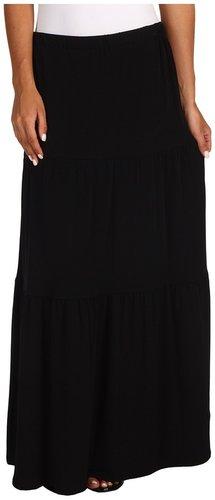 MICHAEL Michael Kors  Matte Jersey Maxi Skirt