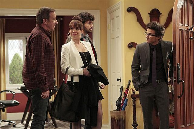 See Jonathan Taylor Thomas Reunite With Tim Allen on Last Man Standing