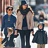 Camila Alves With Levi and Vida in NYC | Pictures
