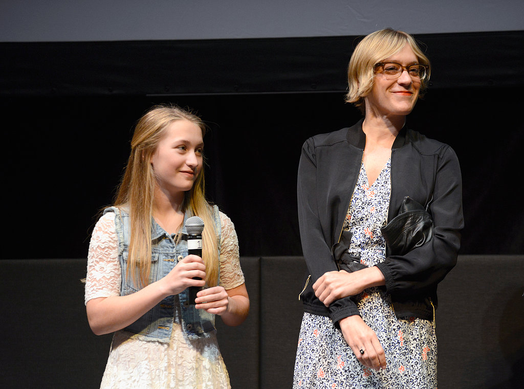 Chloë Sevigny attended a Q&A at SXSW.