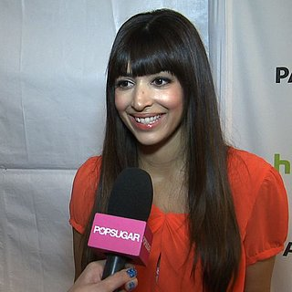 Hannah Simone 2013 New Girl PaleyFest Interview (Video)